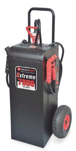 Booster de arranque Start Extrem 7000 ELECTRO-MEN